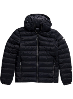 Superdry Puffer Jacket Fuji Black (M5011201A - 02A)