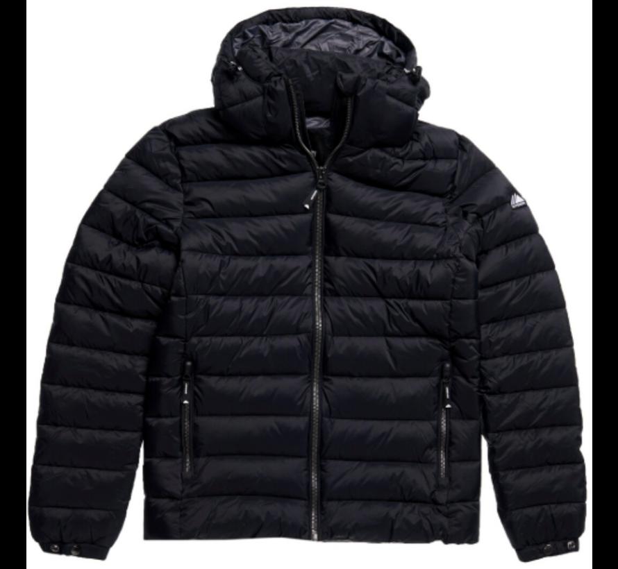 Puffer Jacket Fuji Black (M5011201A - 02A)