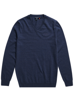 Superdry Trui Mid Blauw (M6110222A - 4CL)