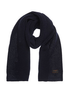 Superdry Sjaal Carbon Navy Blauw (M9310009A - T7Y)