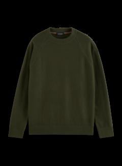 Scotch & Soda Pullover Wol Groen (164010 - 4316)
