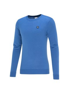 Blue Industry Pullover Blue (KBIW21 - M20 - Blue)