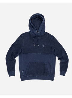 Colours & Sons Hooded Sweater Navy Blauw (9221 - 421 - 699)