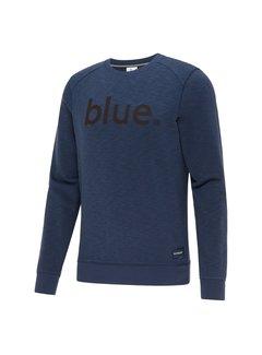 Blue Industry Sweater Indigo (KBIW21 - M60 - Indigo)