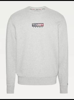 Tommy Hilfiger Sweater Silver Grijs (DM0DM11627 - PJ4)