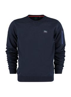New Zealand Auckland Sweater Hikaka Moondust Navy (21HN311 - 1621)