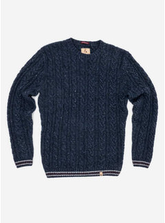 Colours & Sons Trui Cable Wol Navy (9221-143-699)