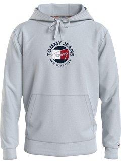 Tommy Hilfiger Hooded Sweater Grijs (DM0DM11628 - P01)