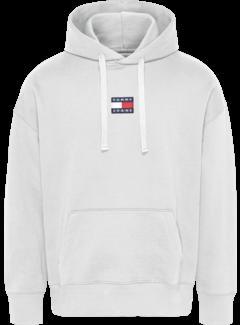 Tommy Hilfiger Hooded Sweater Silver Grey (DM0DM10904 - PJ4)