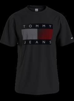 Tommy Hilfiger T-shirt Zwart (DM0DM11625 - BDS)
