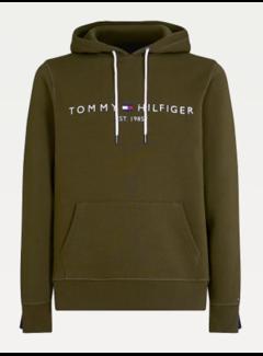 Tommy Hilfiger Hooded Sweater Olivewood (MW0MW11599 - GYY)
