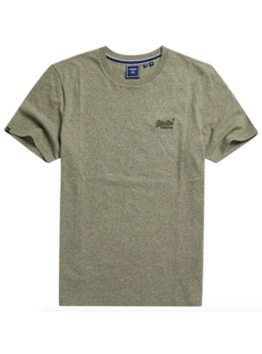 Superdry T-shirt Olive Grit (M1011245A - 5WY)