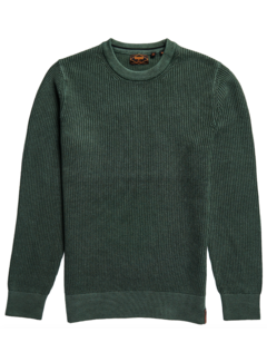 Superdry Trui Washed Jungle Groen (M6110283A - 6JN)