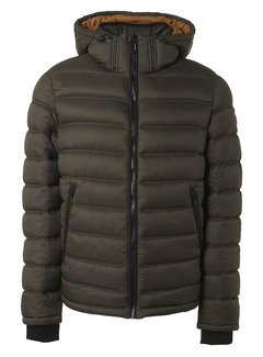 No Excess Winterjas Hooded Recycled Padding (12630915SN - 149)