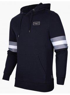 Cavallaro Napoli Hooded Sweater Sport Dark Blue (120215003 - 699000)B