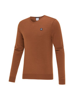 Blue Industry Pullover Rust (KBIW21 - M21 - Rust)