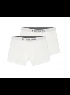 Dstrezzed Boxershorts 2-pack Bamboo White (707001 - 100)B