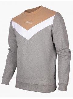 Cavallaro Napoli Sweater Sport Light Grey (120215005 - 910000)B