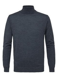 Profuomo Coltrui Merino Wool Dark Grey (PPSJ3A0020 - 027)