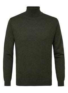 Profuomo Coltrui Merino Wool Army (PPSJ3A0025 - 302)