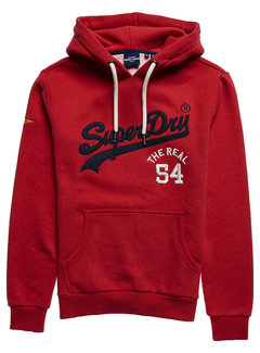 Superdry Hooded Sweater Red Marl (M2011391A - 6CY)