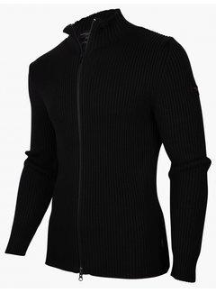 Cavallaro Napoli Vest Bastone Black (119215000 - 999000)
