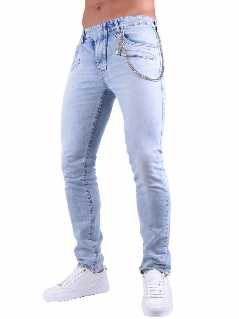 536c19605e3c Pierre Balmain Jeans Light Blue - Mensquare