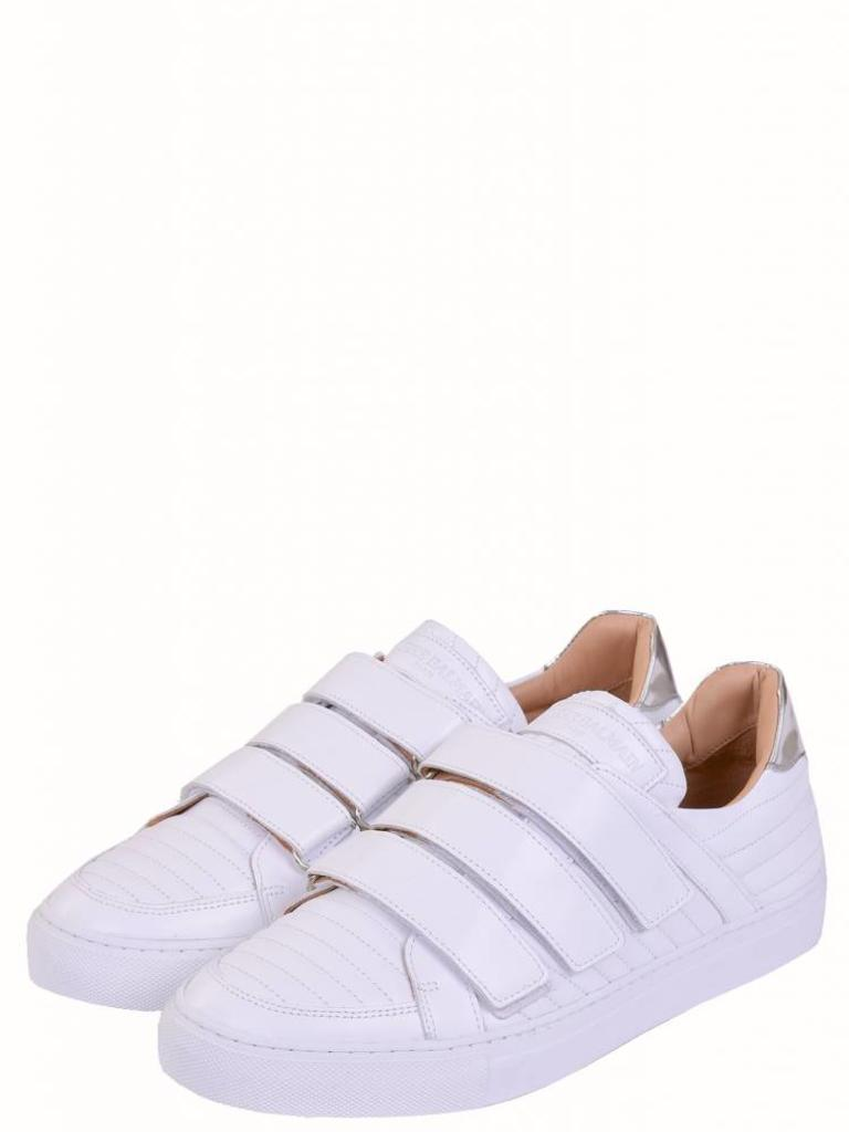 'liam' Balmain Shoes White Pierre Mensquare z87w5q