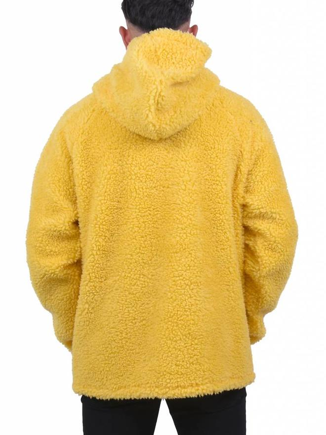 Napapijri Napapijri  Fleece Telve  Sweater Yellow. out of stock 77da7f7a33f
