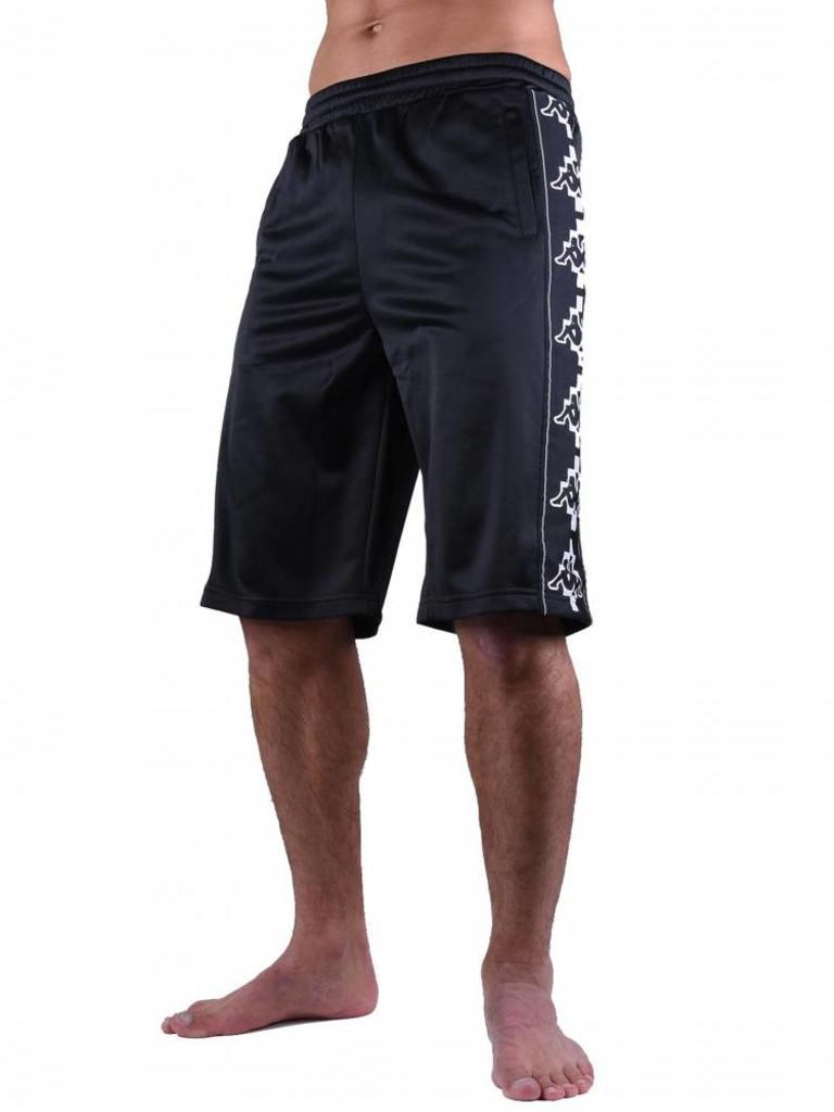 miglior servizio ccb90 eb3d4 Marcelo Burlon Marcelo Burlon 'Kappa x Burlon' Shorts Black