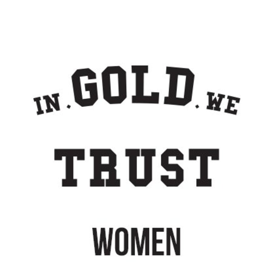 In Gold We Trust Women