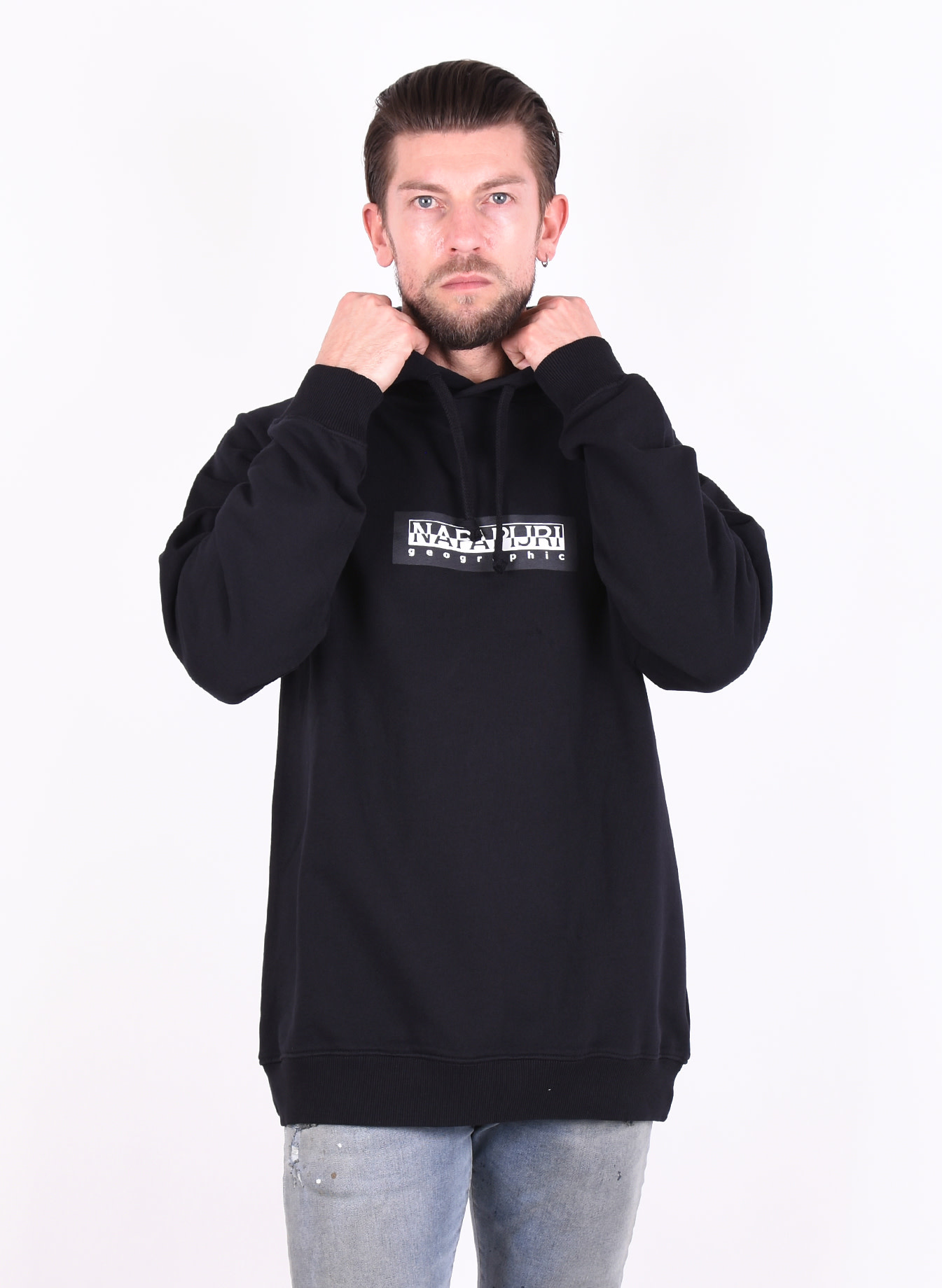 Napapijri Buka Hood Black