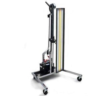 """Ultra Dent Tools Ultra Dent 36"""" (91 cm) Zestaw oświetleniowy 3-LED ze stojakiem"""