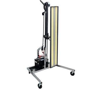 """Ultra Dent Tools Ultra Dent 36"""" (91 cm) Zestaw oświetleniowy 2-LED ze stojakiem"""