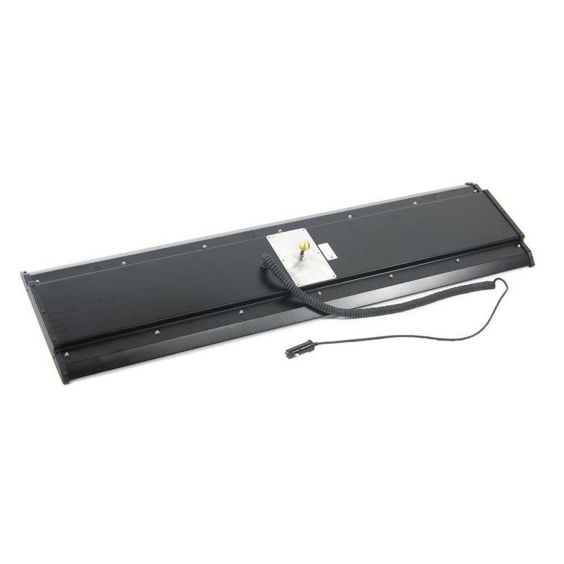 "46"" (117 cm) Wide Head Lampe 5-LED-Streifen mit Drehgelenk"