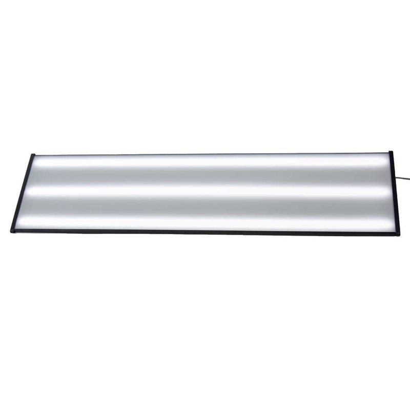 "Wide Head Light 5 strip LED 46"" (116,84 cm) incl. kwik clamp collar"