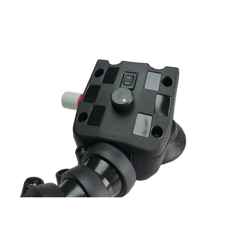 "Chubby HD 18"" (46 cm) 6-LED-Streifen dimmbar und mit Makita Batterie Adapter"