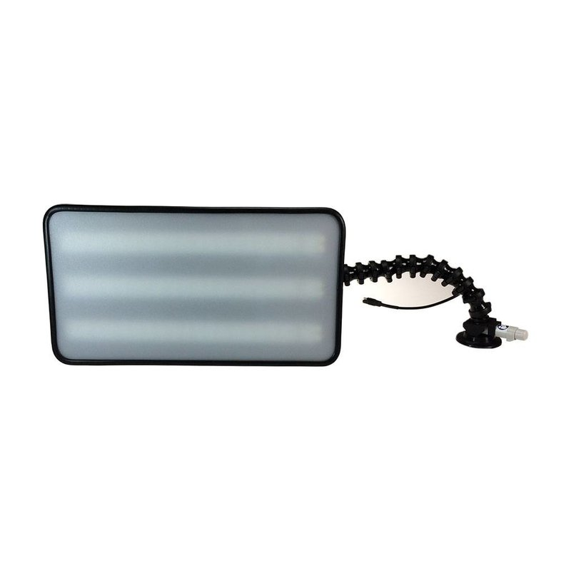 """Pro PDR 18"""" (46cm) Chubby-HD 6-LED dimmable with 12V car plug"""