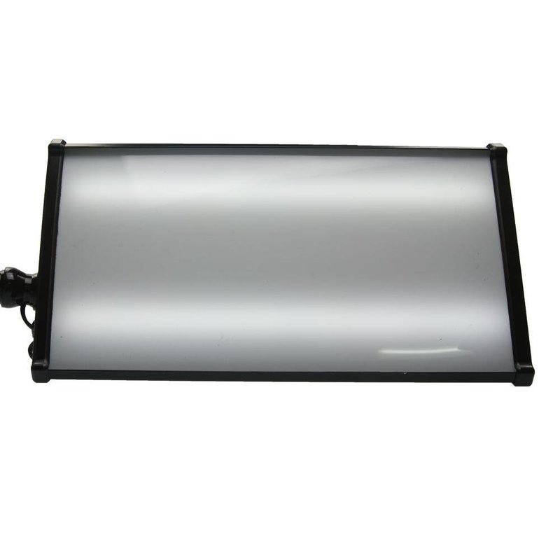 "Mobile 12v mini 3 strip LED light 12"" (30,48 cm) with 3"" suction cup"