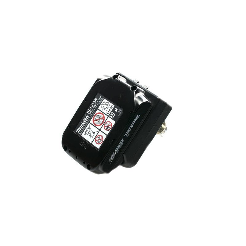 Ultra 18v to 12v Makita shoplight battery receiver