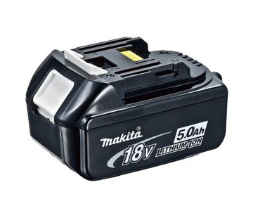 Makita Makita Rechargeable battery 5,0 Amp. 18V