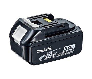 Makita Rechargeable Makita batterie 5,0 Amp. 18V