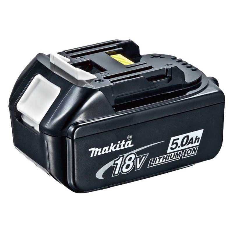 Rechargeable Makita battery 5,0 Amp. 18V
