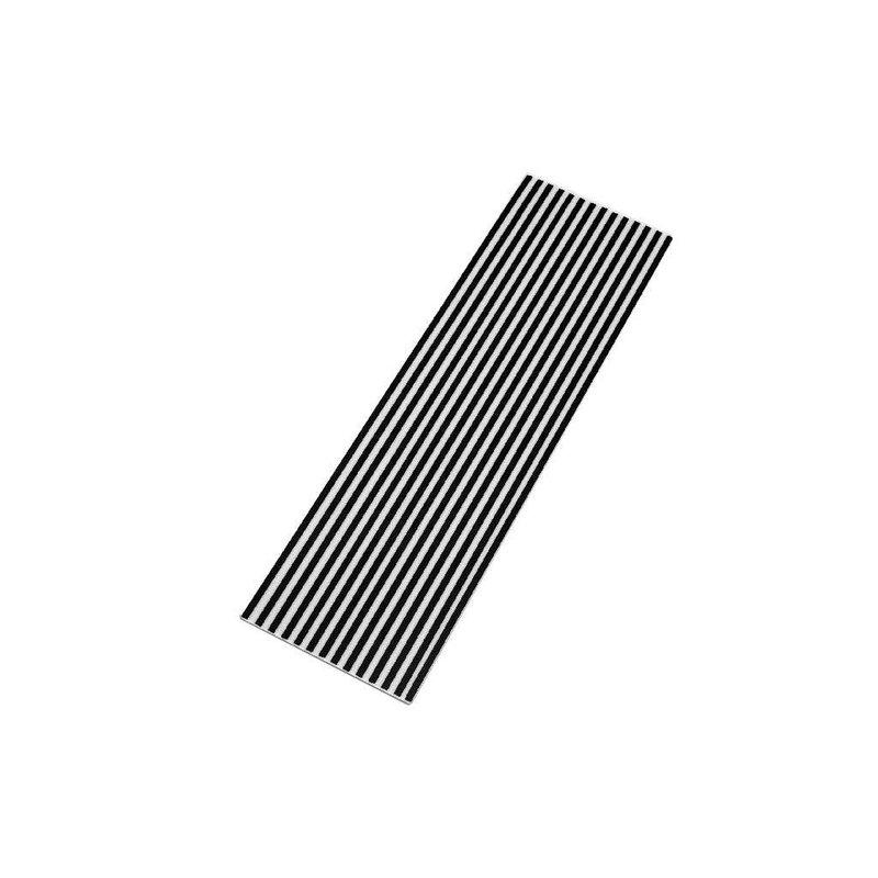 """24"""" (61 cm) Black & White lens cover for UltraDent portable light"""