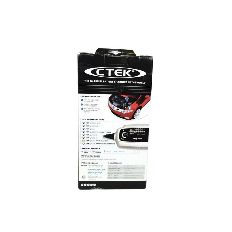 CTEK Ladegerät Batterien