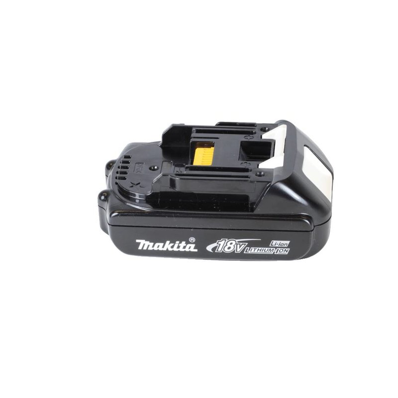 Rechargeable Makita battery 1,5 Amp. 18V