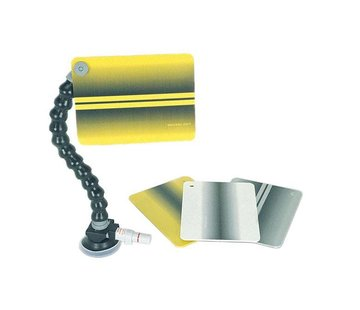 "Dentcraft Tools Yellow reflector board 6"" x 8"", incl suction cup"