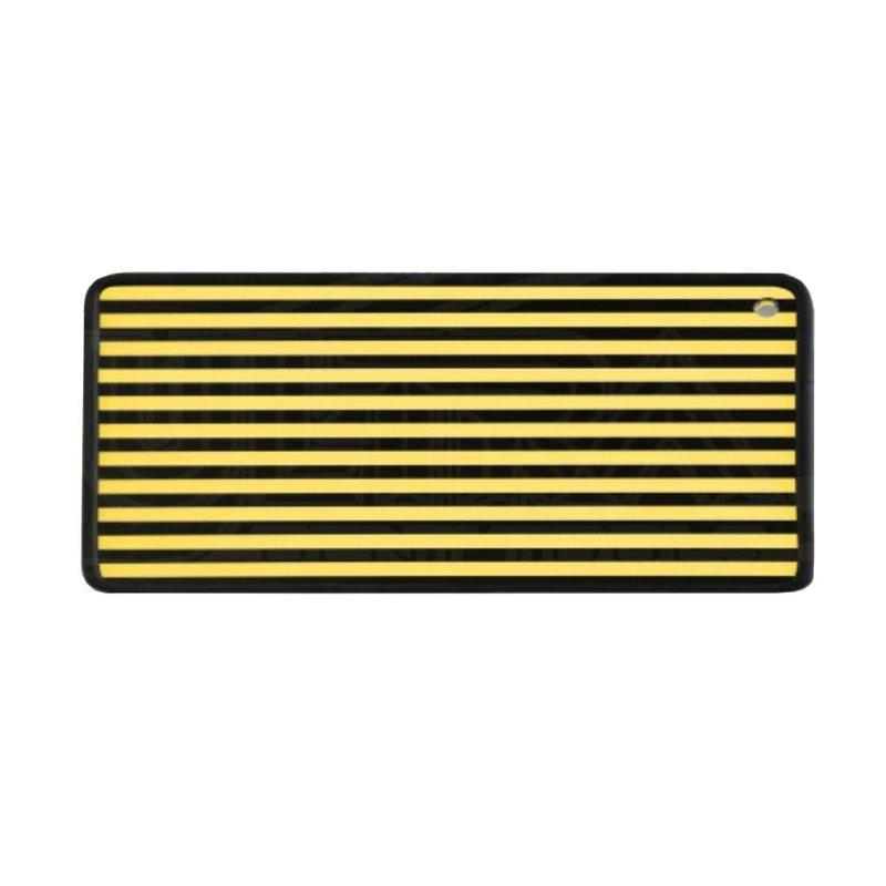 Ghost board strip yellow