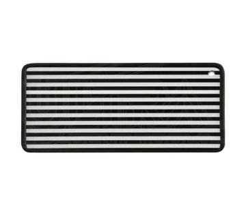 Ultra Dent Tools Striped DiBond Aluminum Reflection board with rubber edge trim
