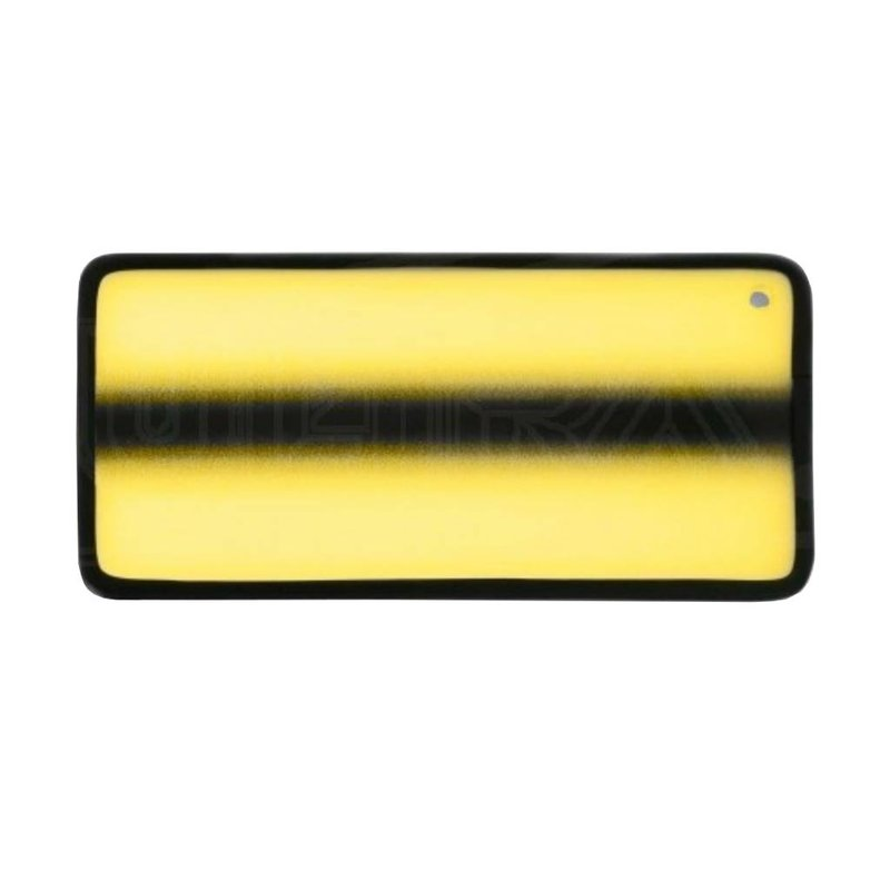 Ghost board fog yellow